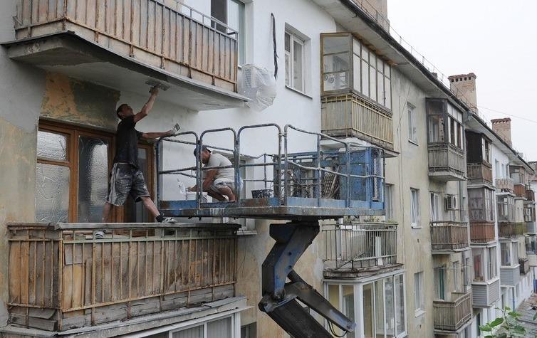 Ремонт типового панельного дома
