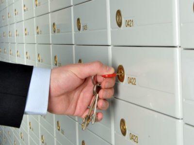 Передача денег через банковскую ячейку при покупке квартиры