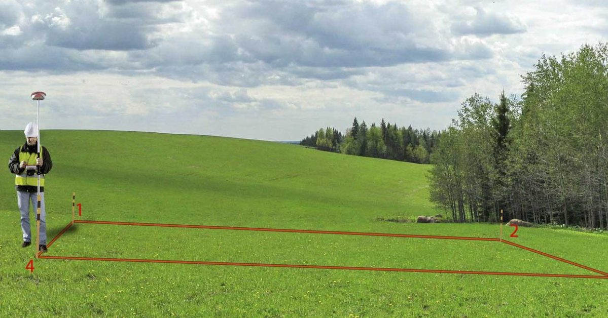 Способы образования земельного участка
